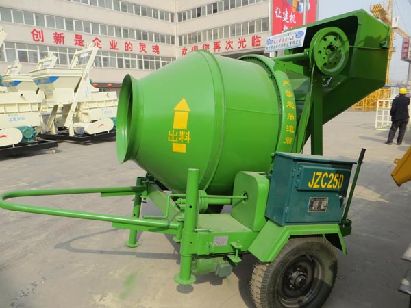 concrete-drum-mixer